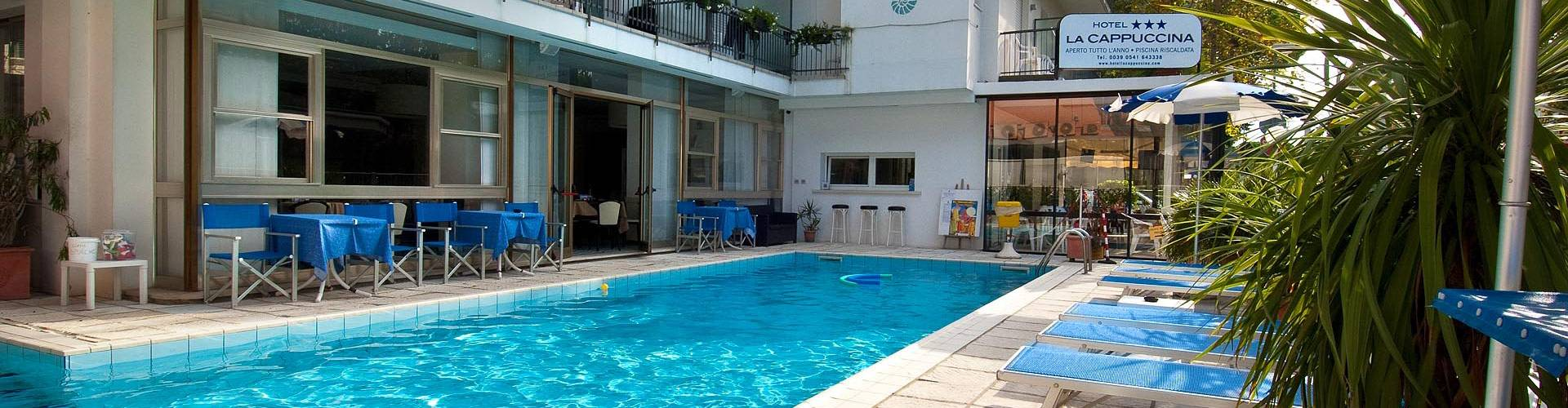 Hotel con piscina hotel la cappuccina - Albergo con piscina in camera ...
